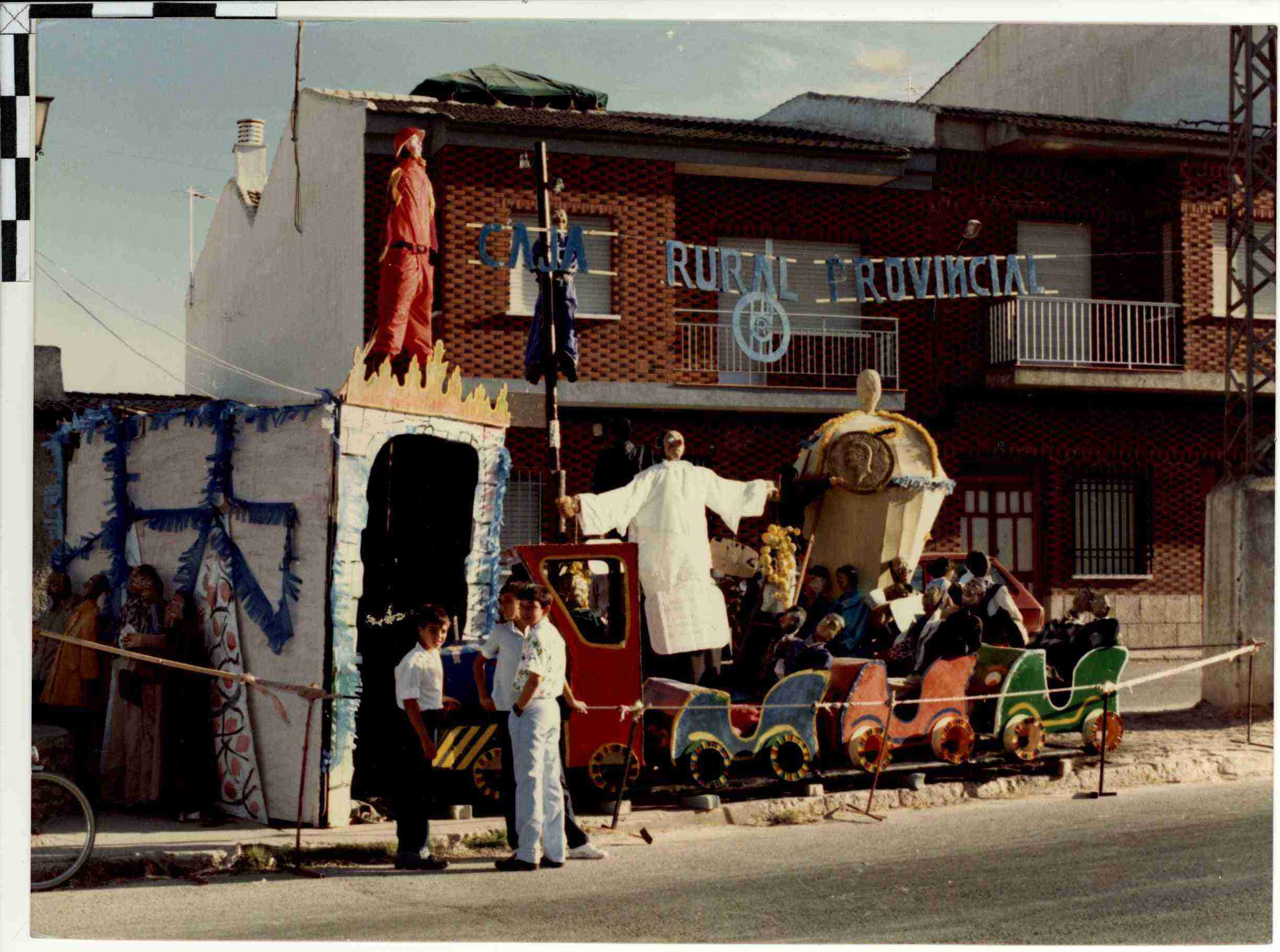 Nuevas fotografías antiguas de Herencia: Feria y la Romería 52