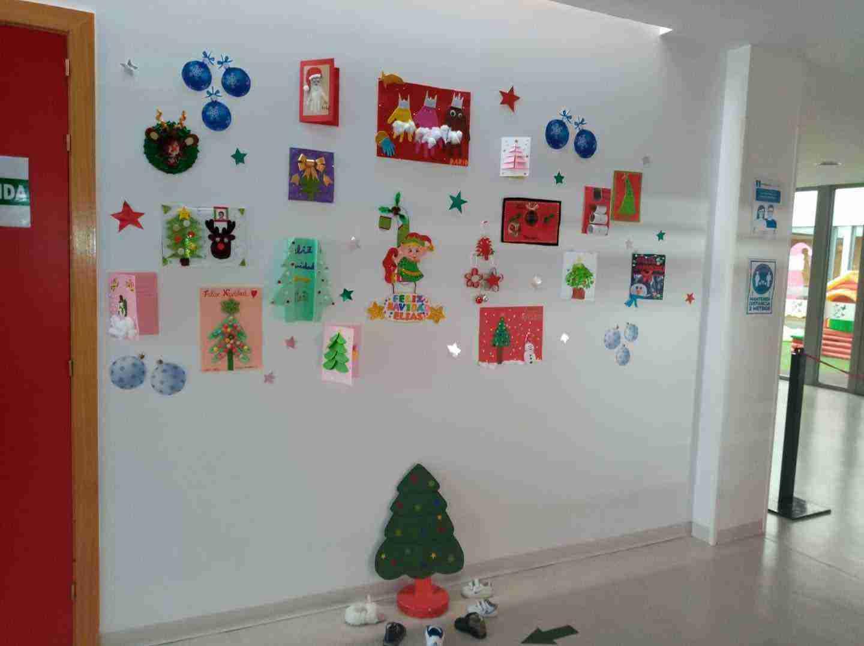 Visita a la Escuela Infantil de Herencia para conocer como llegará la Navidad 7