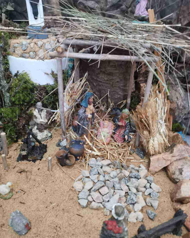 Muestra virtual de belenes de Navidad en Herencia 15