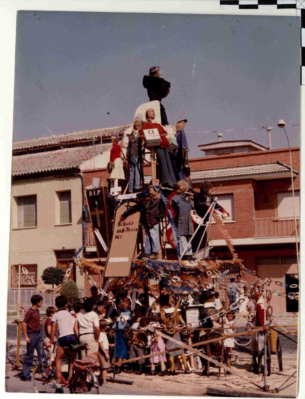 Nuevas fotografías antiguas de Herencia: Feria y la Romería 71