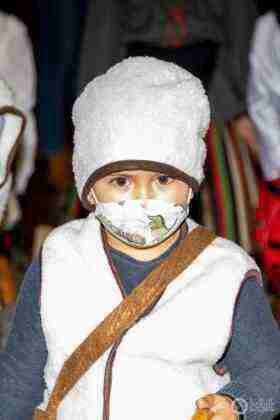 Galería fotográfica del belén viviente y misa de vigilia de Navidad 47