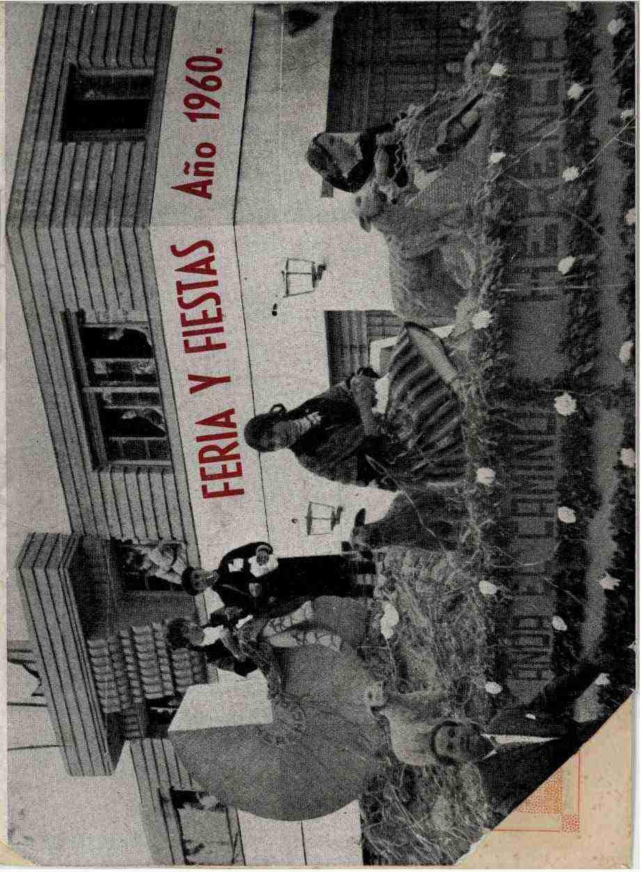 Nuevas fotografías antiguas de Herencia: Feria y la Romería 66