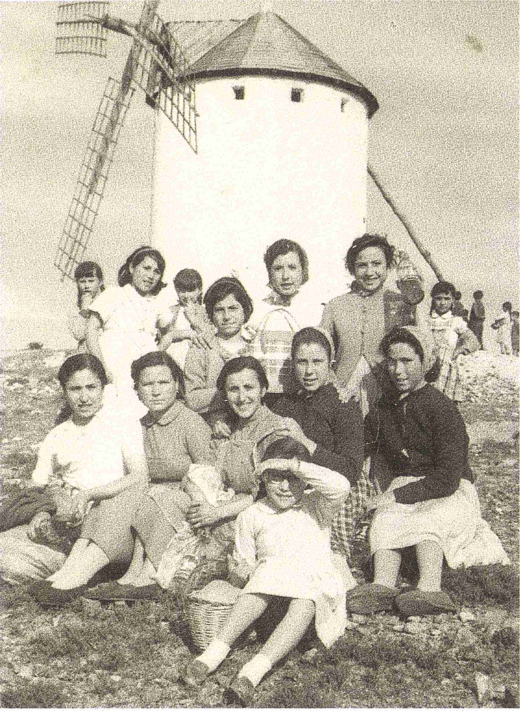 Nuevas fotografías antiguas de Herencia: Feria y la Romería 62
