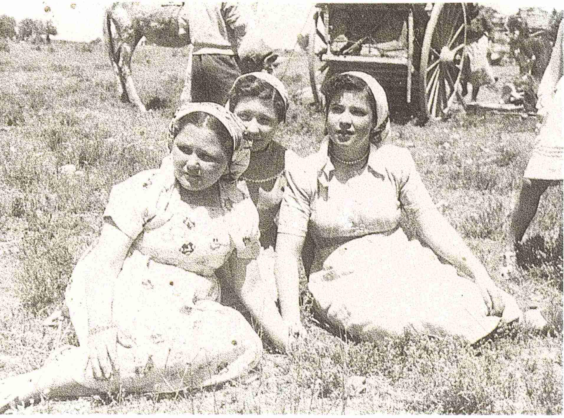 Nuevas fotografías antiguas de Herencia: Feria y la Romería 73