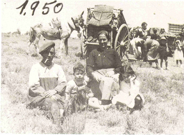 Nuevas fotografías antiguas de Herencia: Feria y la Romería 44