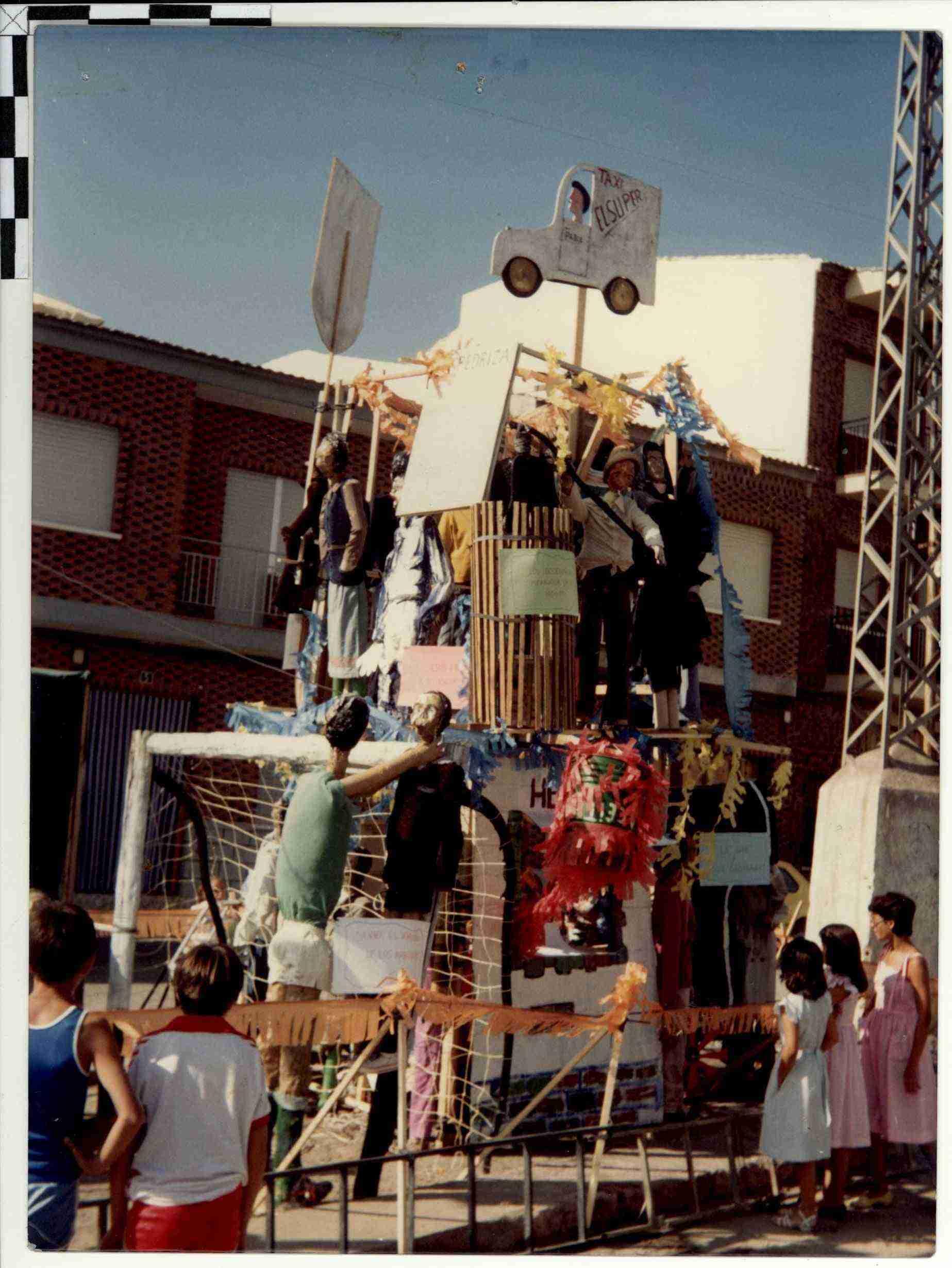 Nuevas fotografías antiguas de Herencia: Feria y la Romería 53