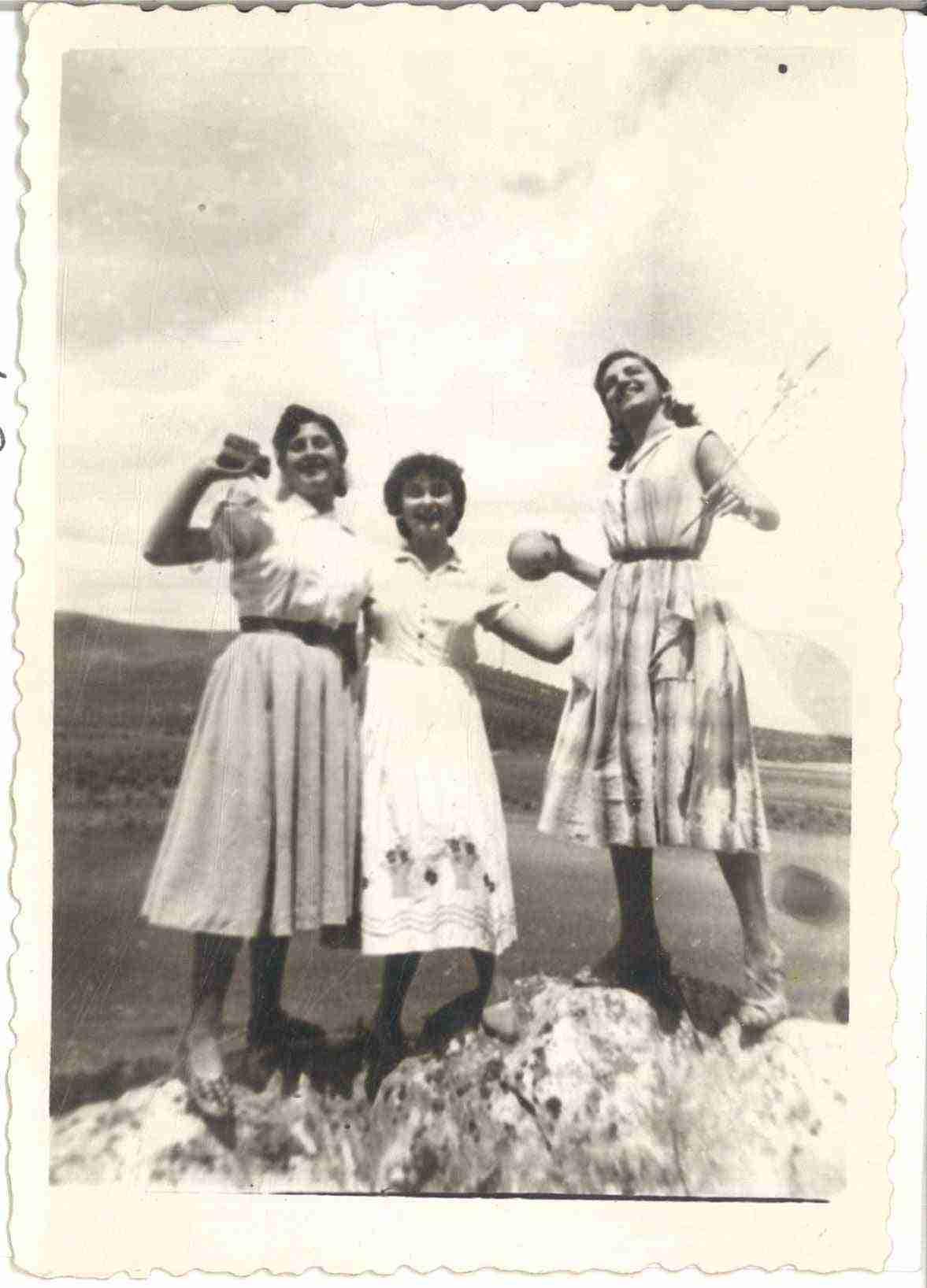 Nuevas fotografías antiguas de Herencia: Feria y la Romería 57