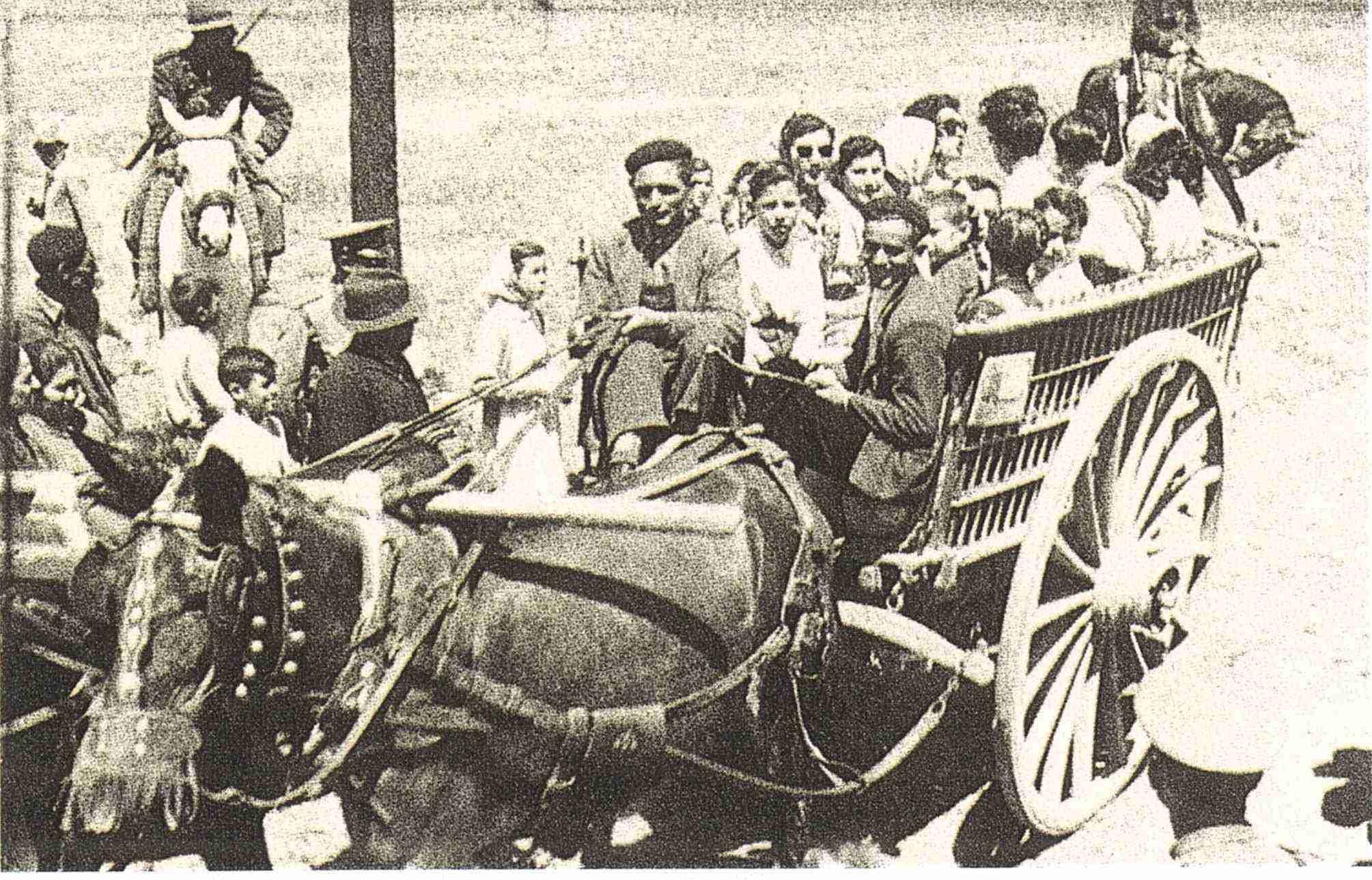 Nuevas fotografías antiguas de Herencia: Feria y la Romería 46