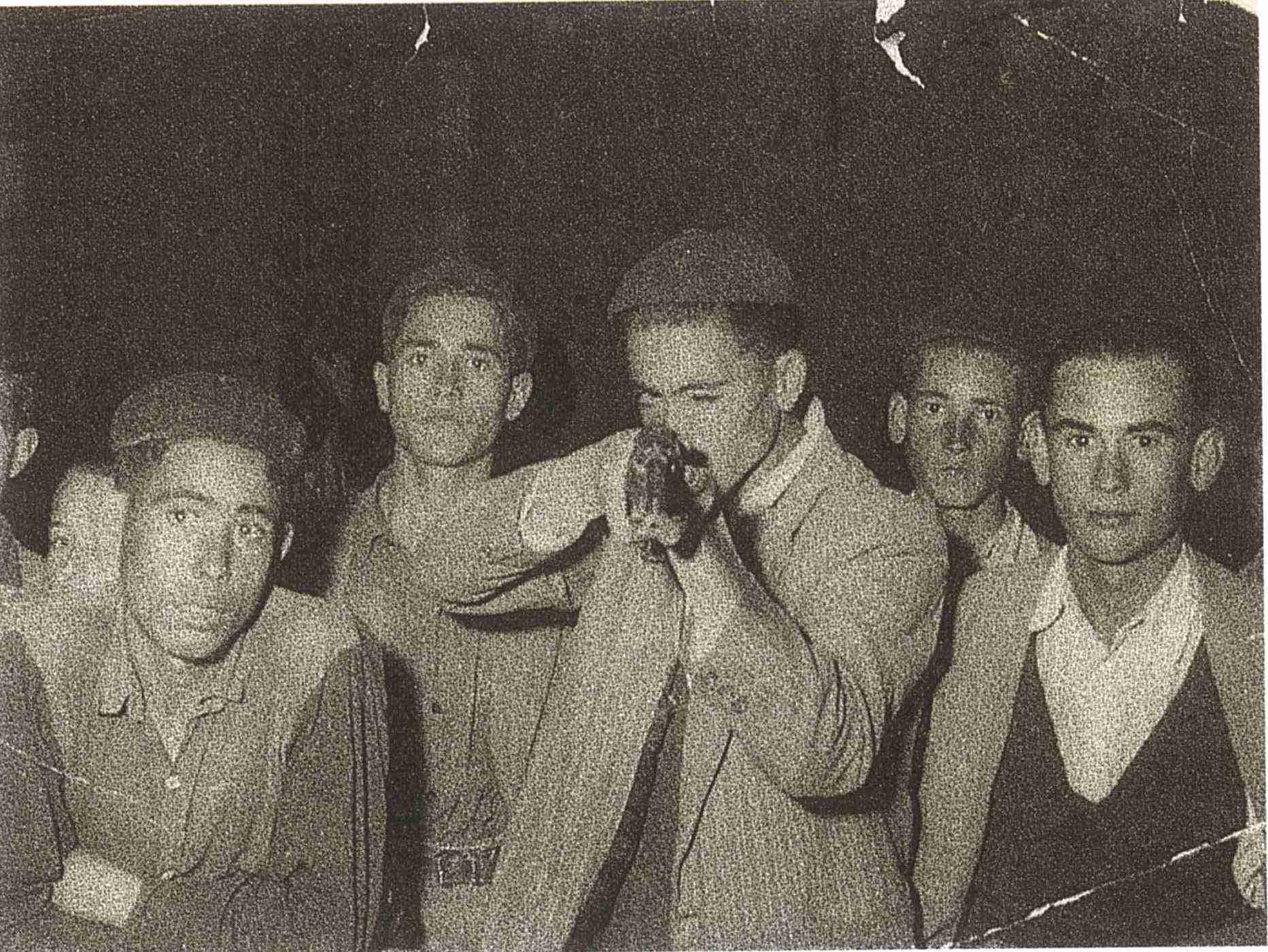 Nuevas fotografías antiguas de Herencia: Feria y la Romería 76