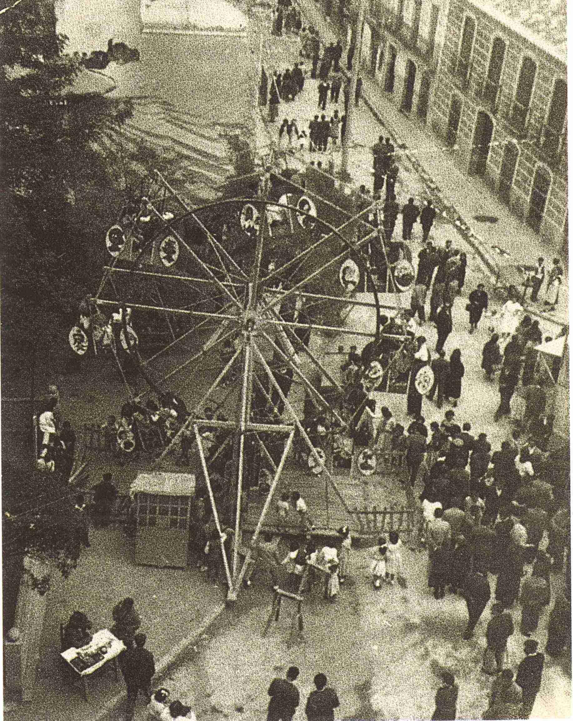 Nuevas fotografías antiguas de Herencia: Feria y la Romería 51