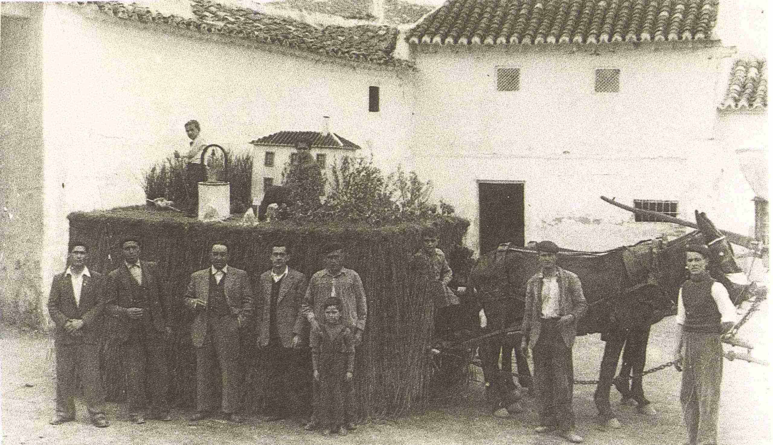 Nuevas fotografías antiguas de Herencia: Feria y la Romería 43