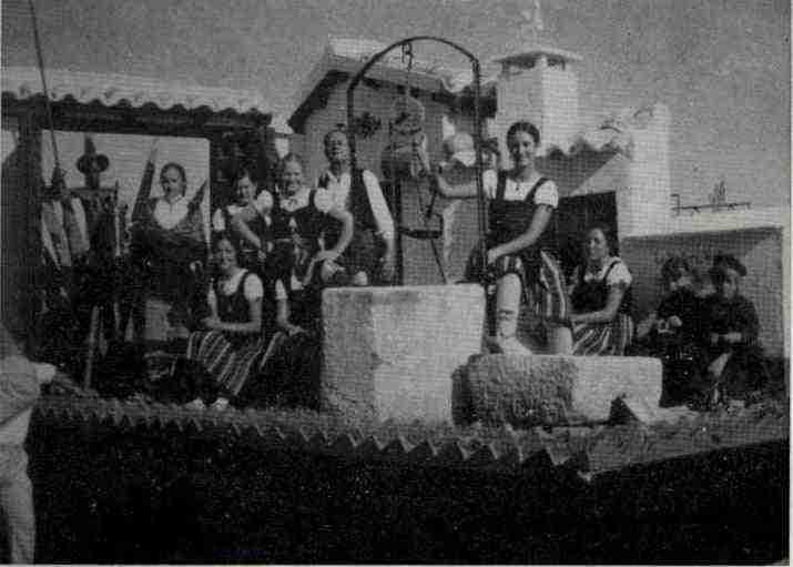 Nuevas fotografías antiguas de Herencia: Feria y la Romería 42