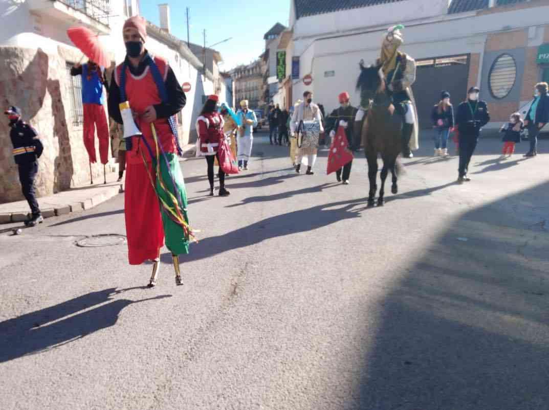 Los Reyes Magos de Oriente pasaron por Herencia 9