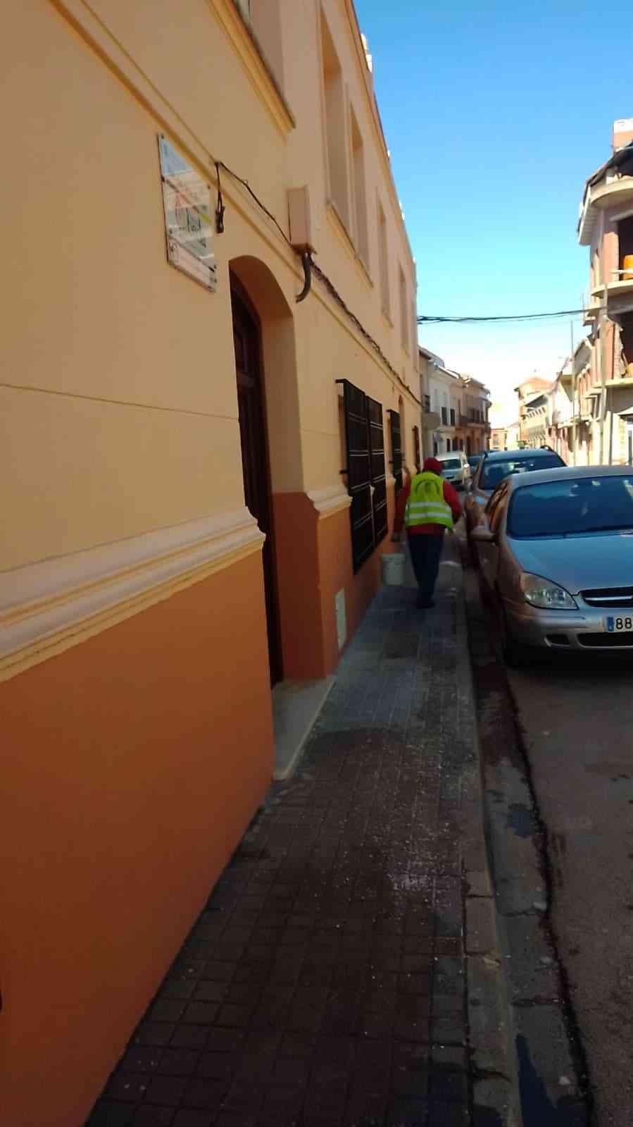 """Los colegios de Herencia acondicionados después de """"Filomena"""" 6"""