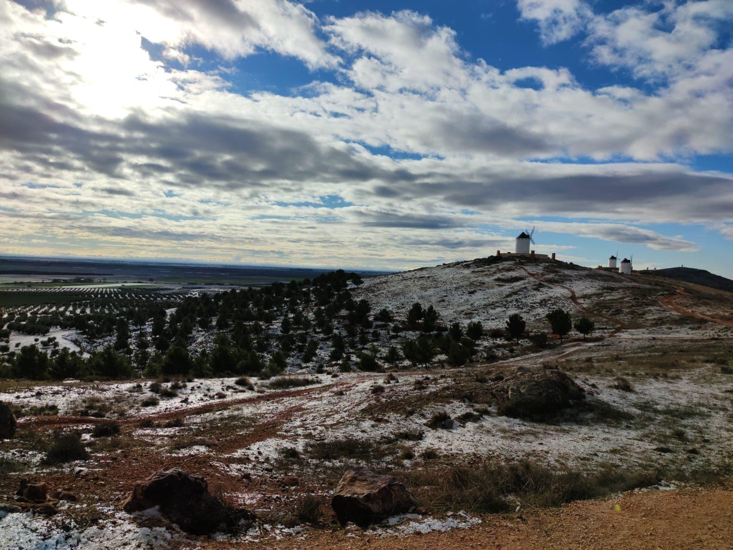 Castilla-La Mancha suspende las clases hasta el próximo lunes ante la previsión de fuertes nevadas 8