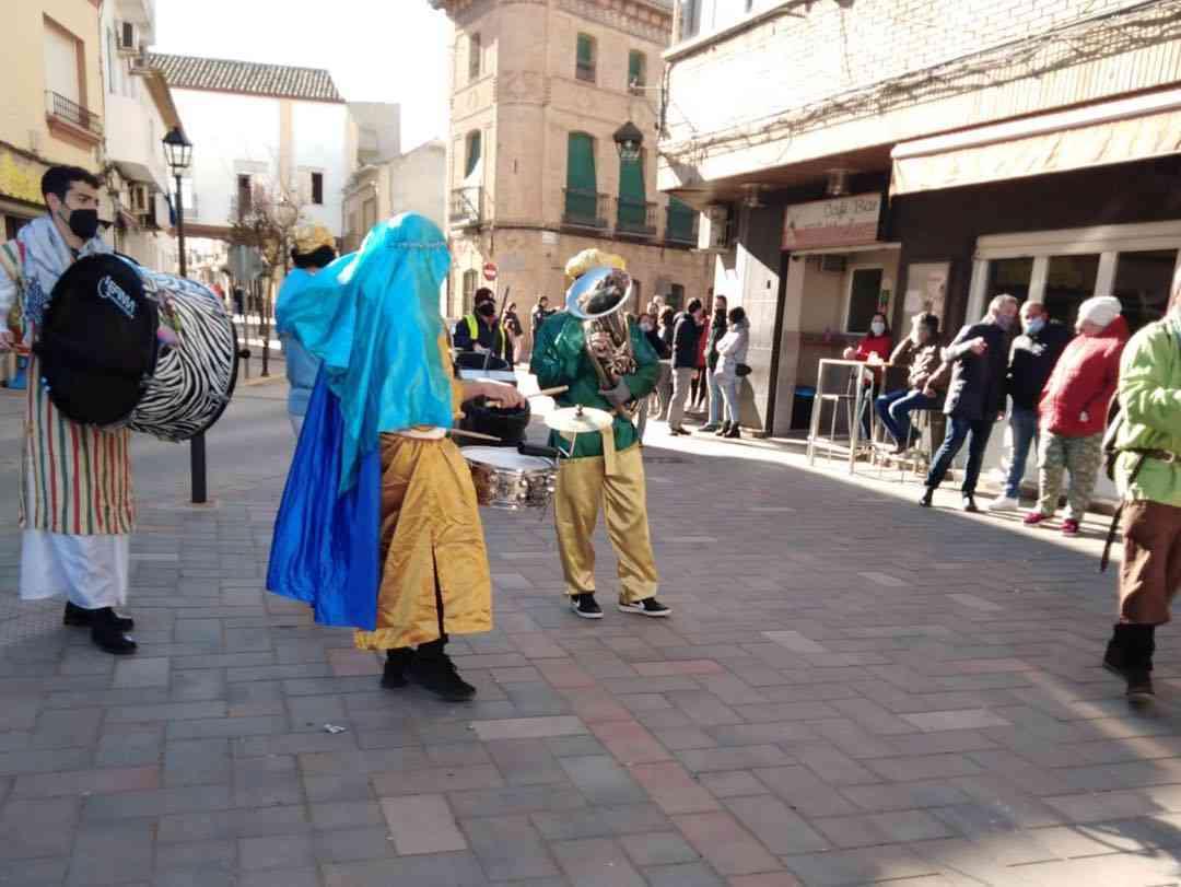 Los Reyes Magos de Oriente pasaron por Herencia 11