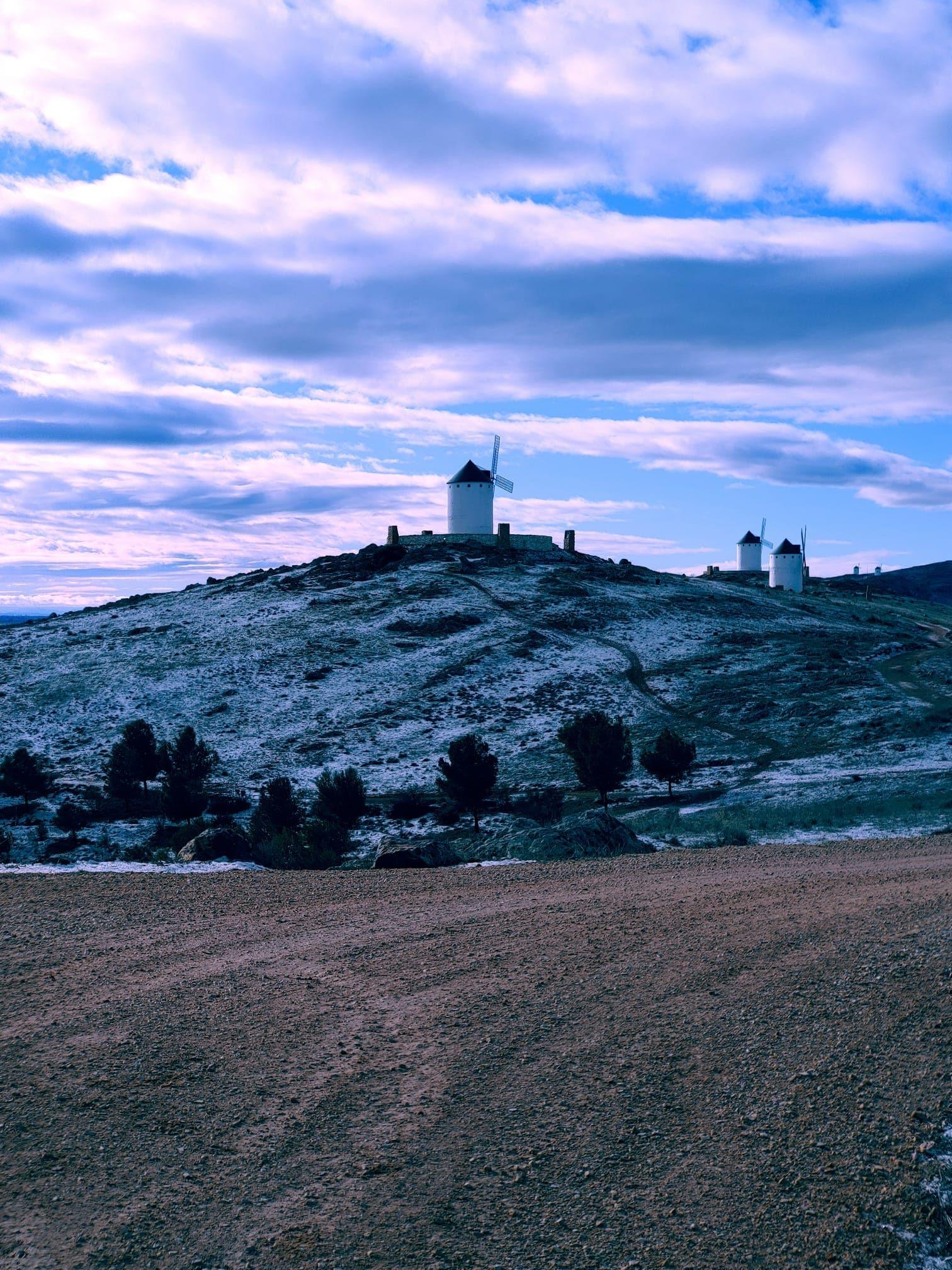 Castilla-La Mancha suspende las clases hasta el próximo lunes ante la previsión de fuertes nevadas 10
