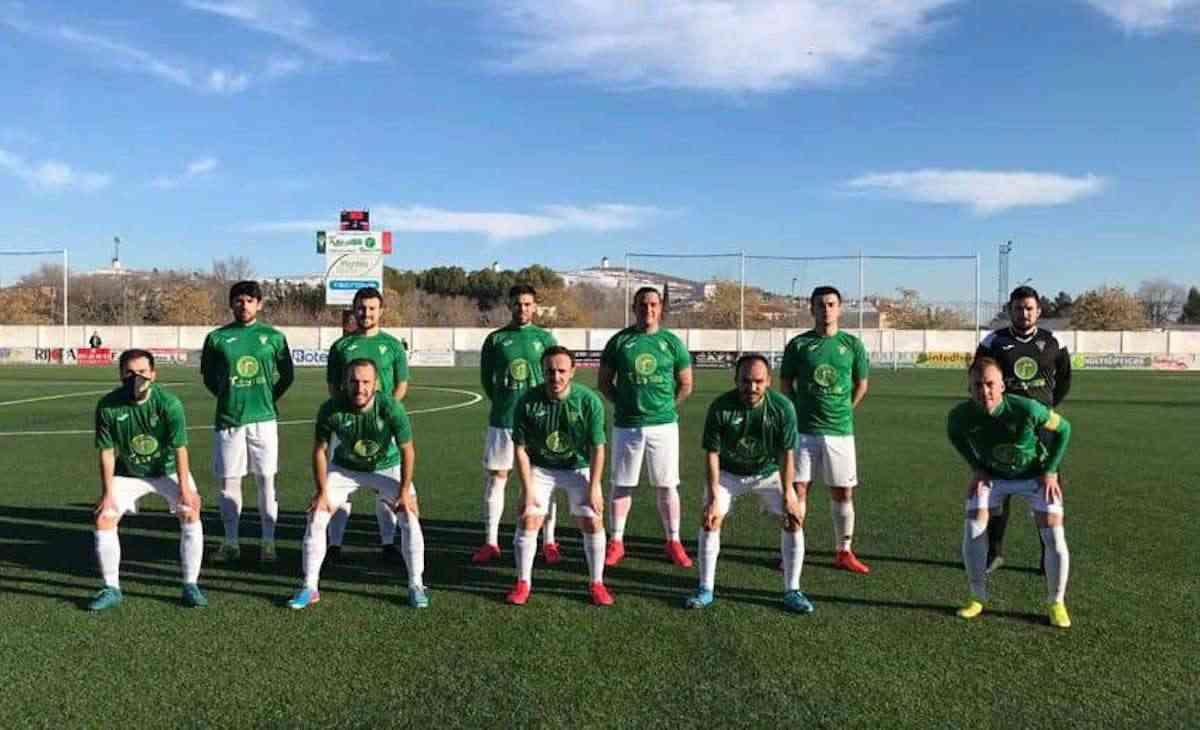 Herencia C.F se impuso por 2-1 al Sporting La Gineta C.F. 4