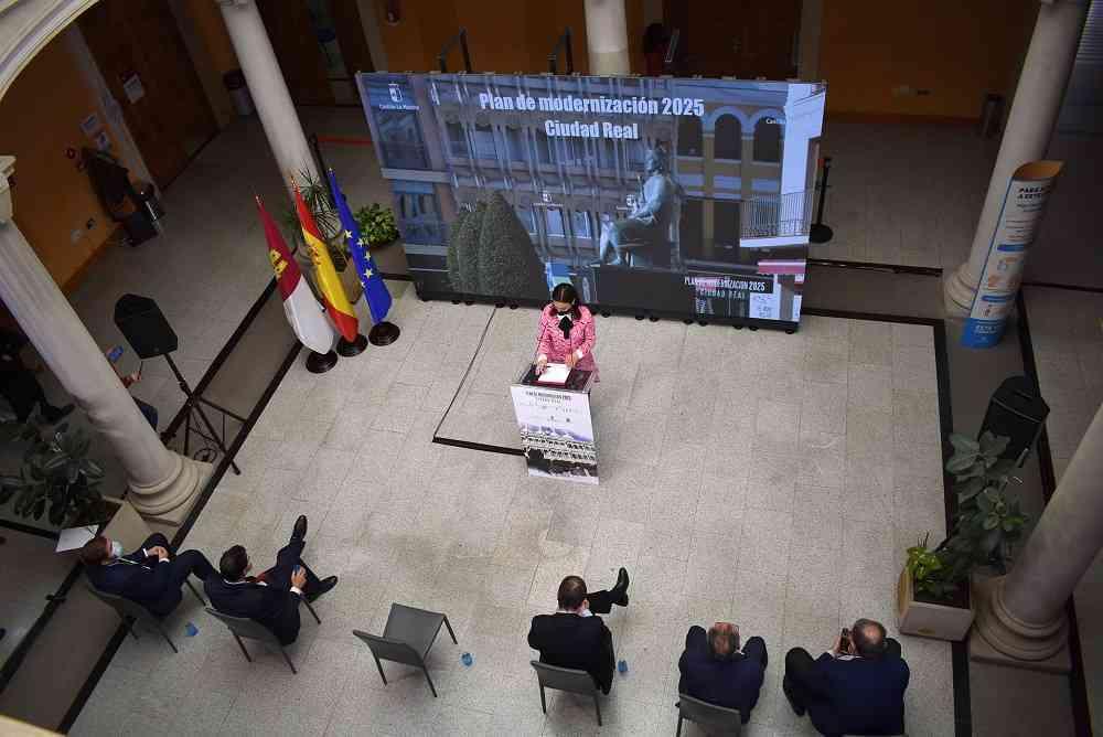 Plan de Modernización Ciudad Real 2025