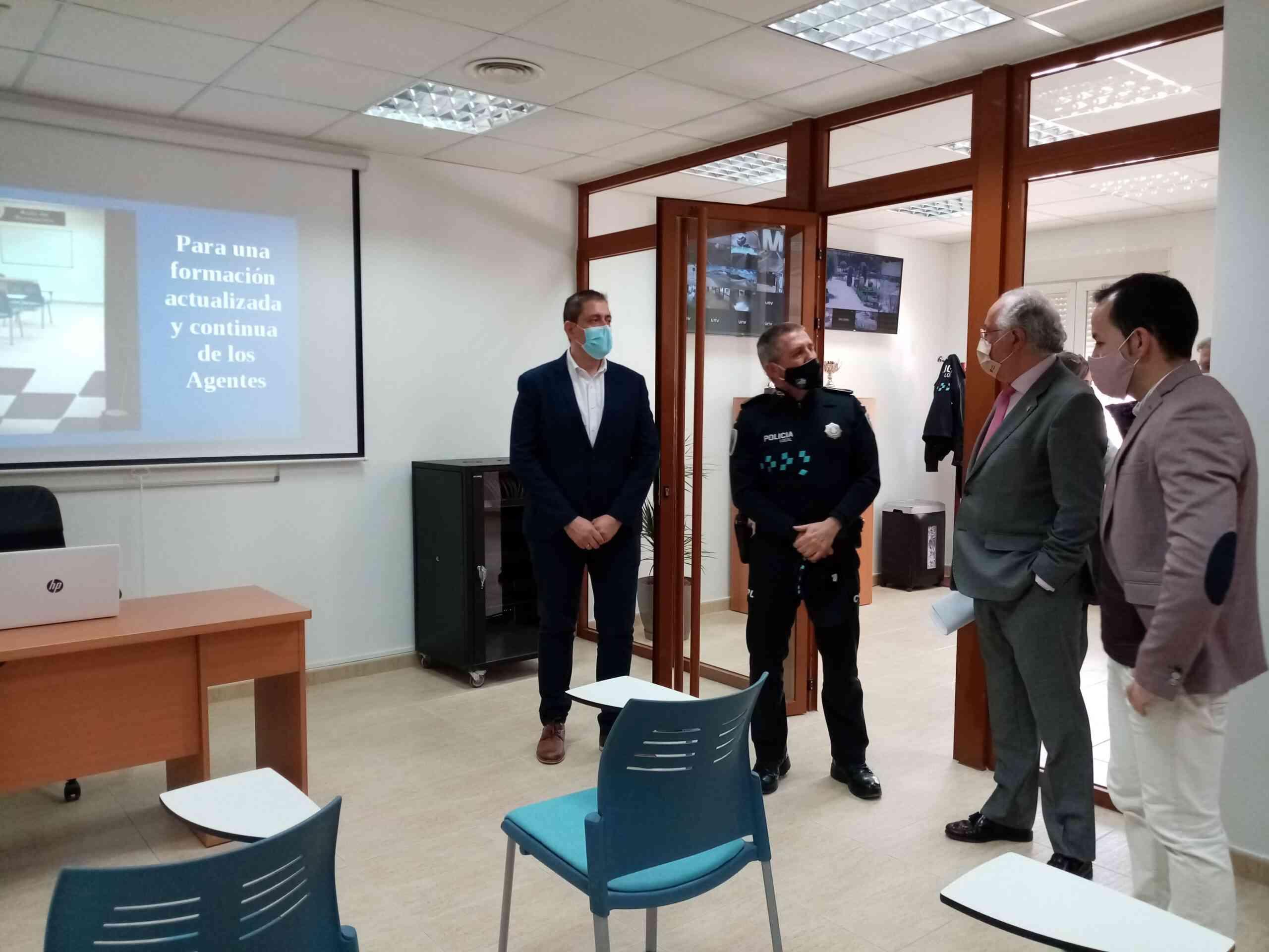 La Policía Local de Herencia inaugura sus nuevas instalaciones 6
