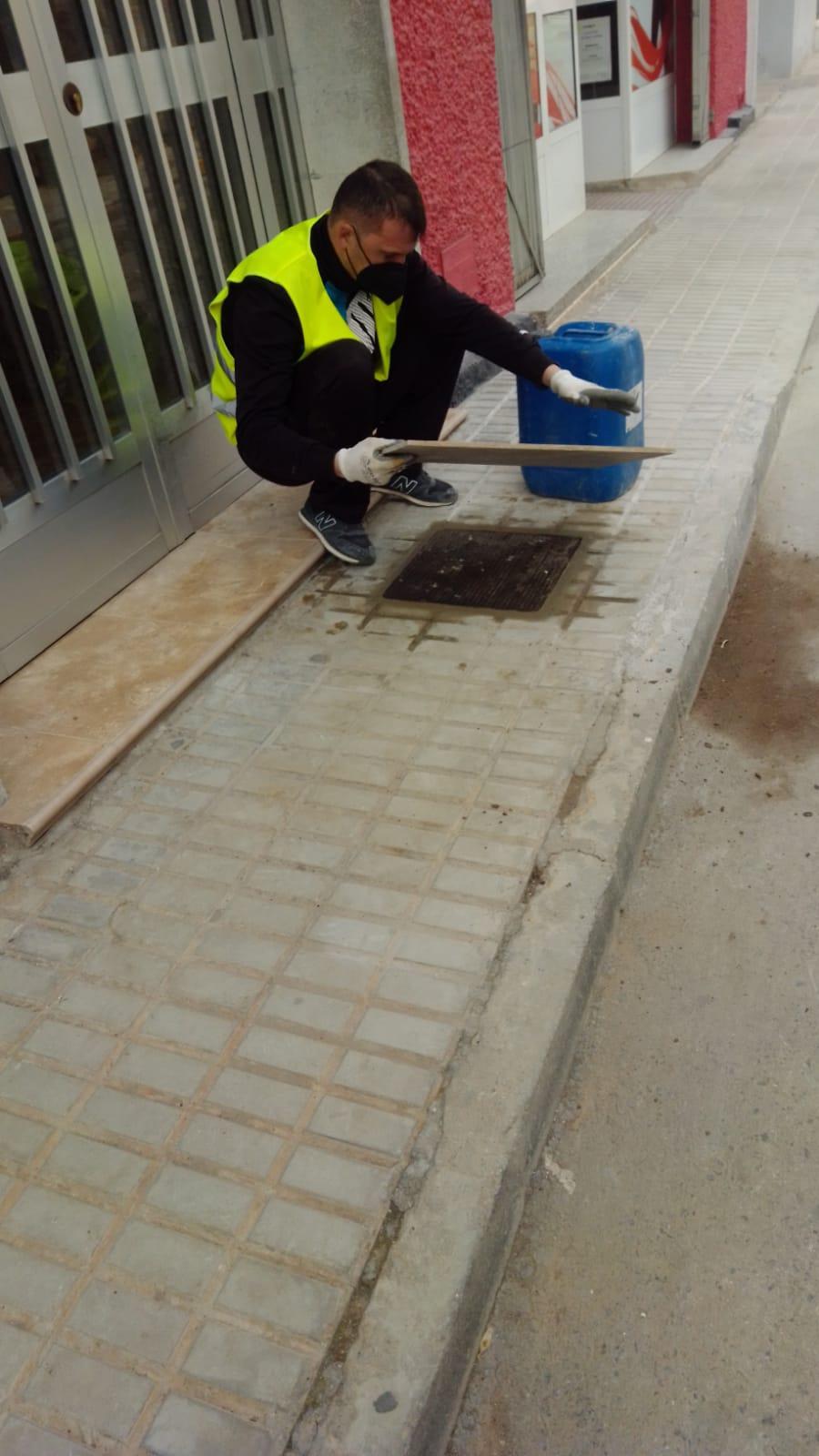 Mejoras en la accesibilidad y mantenimiento de vías públicas en Herencia 6
