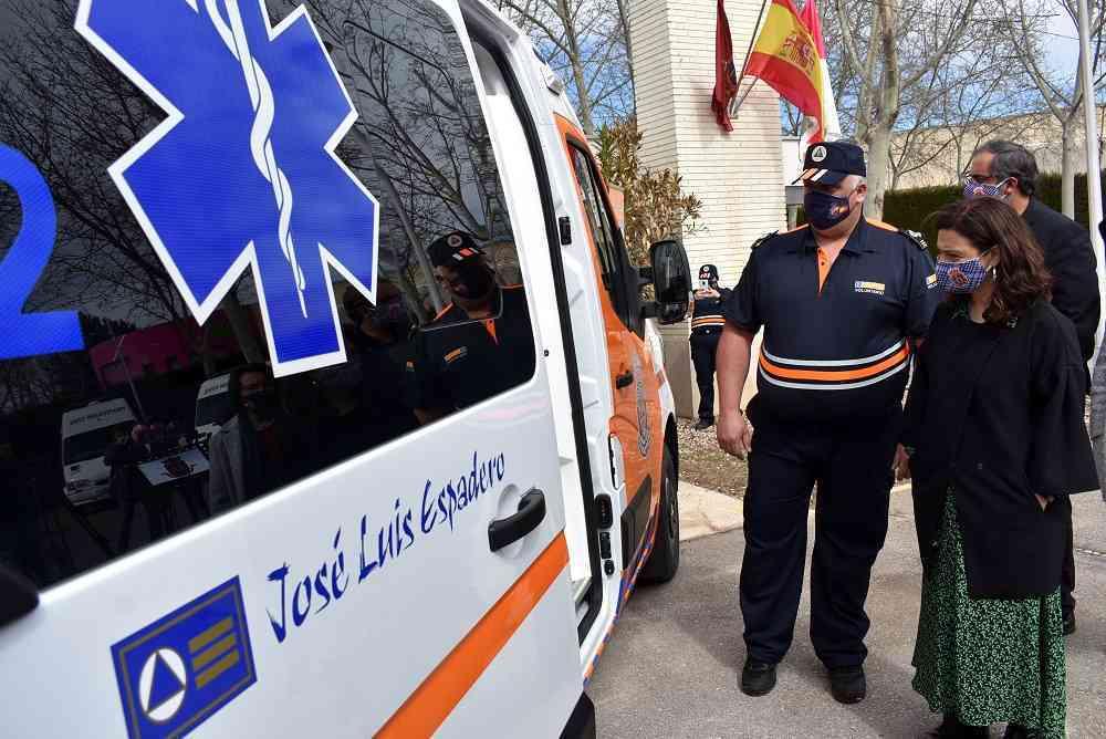 Agrupación Municipal de voluntariado de Protección Civil Ciudad Real