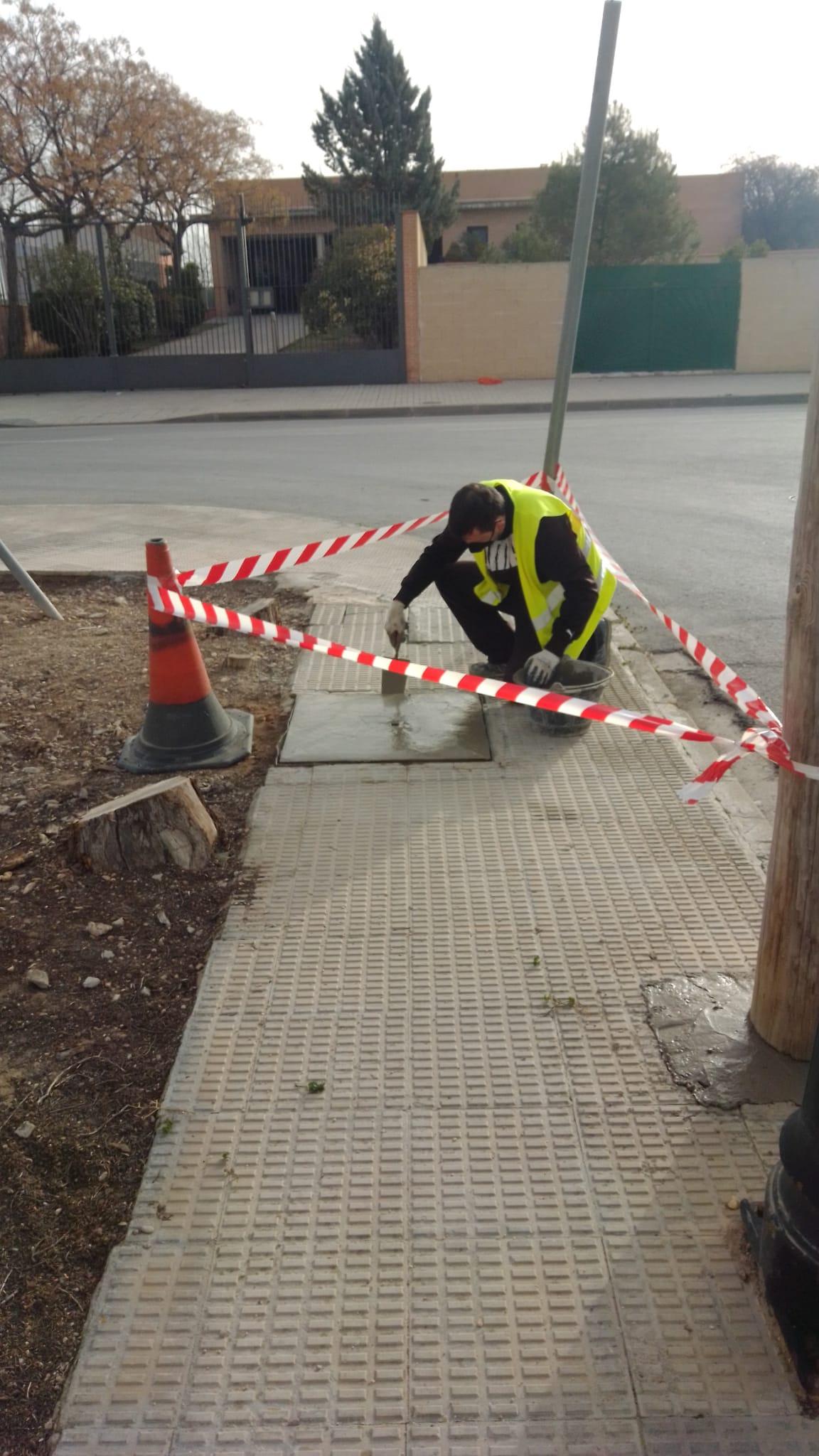 Mejoras en la accesibilidad y mantenimiento de vías públicas en Herencia 5
