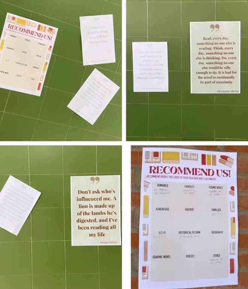 El IES Hermógenes Rodríguez celebra el Día del Libro con múltiples actividades 6