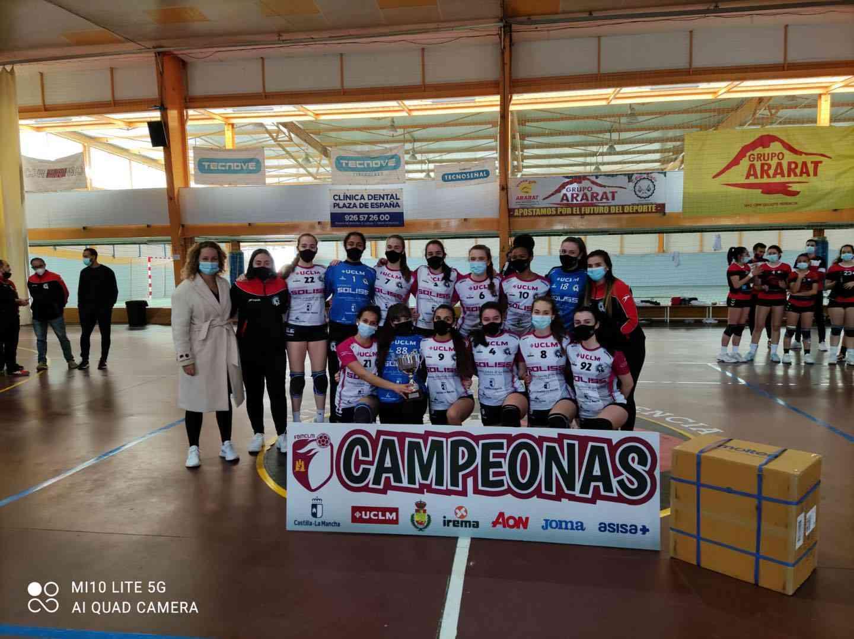 Última jornada de la Liga Juvenil Femenina de Balonmano en Herencia 5