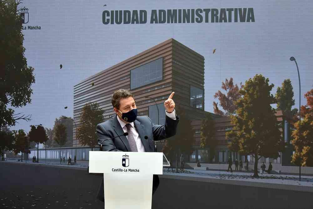 Ciudad Administrativa de la Junta en Ciudad Real