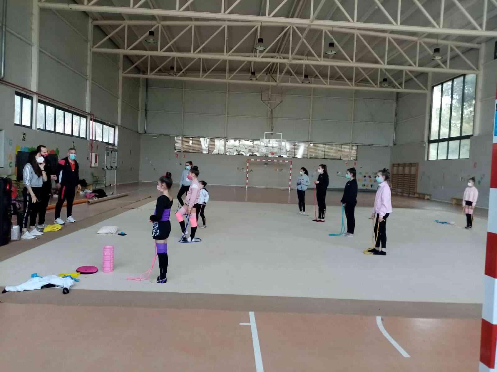 Herencia retoma su participación en el Campeonato Regional de Deporte Escolar 6