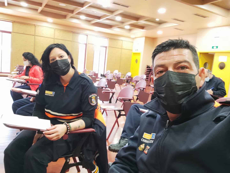 Protección Civil de Herencia en formación continua con varios cursos 8