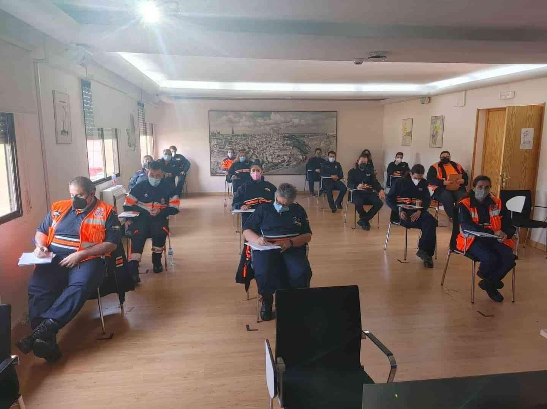 Protección Civil de Herencia en formación continua con varios cursos 6
