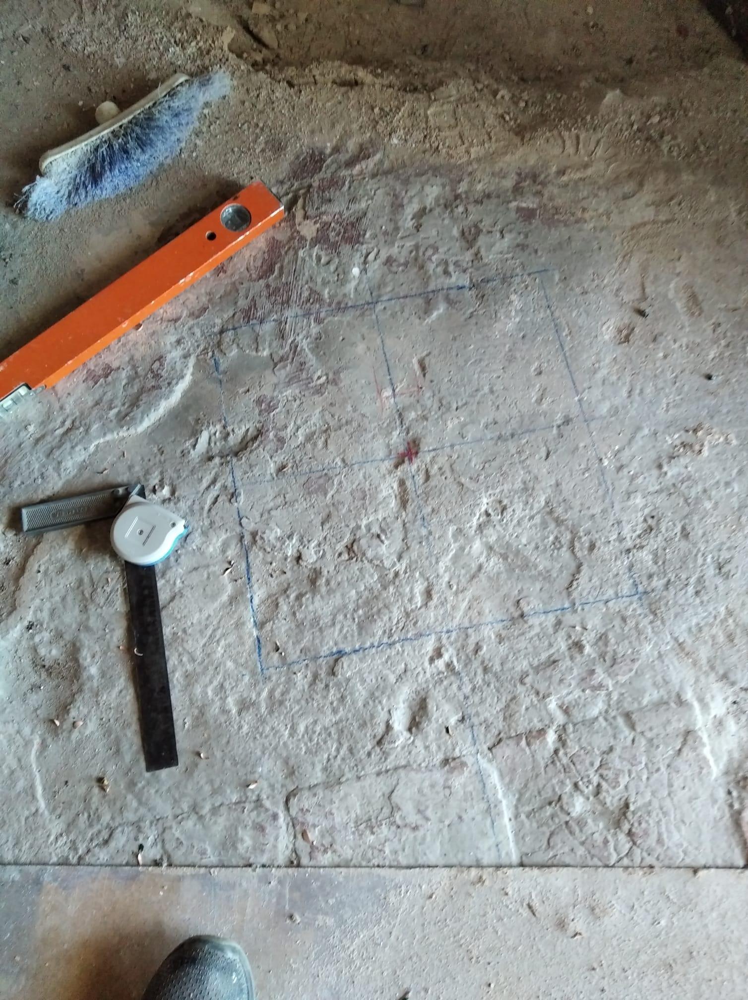 [traza2 en la rehabilitación de la estructura y maquinaria del Molino Sansón Carrasco en Puerto Lápice 11