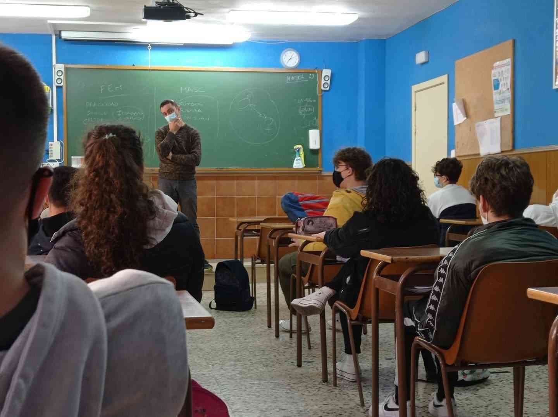 """Talleres sobre """"Nuevas Masculinidades"""" para los alumnos de 4º ESO y 1º Bachillerato 4"""