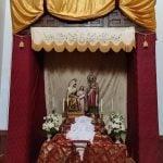 Celebración del Corpus Christi en la parroquia de Herencia 15