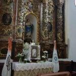 Celebración del Corpus Christi en la parroquia de Herencia 13