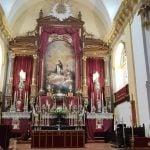 Celebración del Corpus Christi en la parroquia de Herencia 9