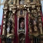 Celebración del Corpus Christi en la parroquia de Herencia 8