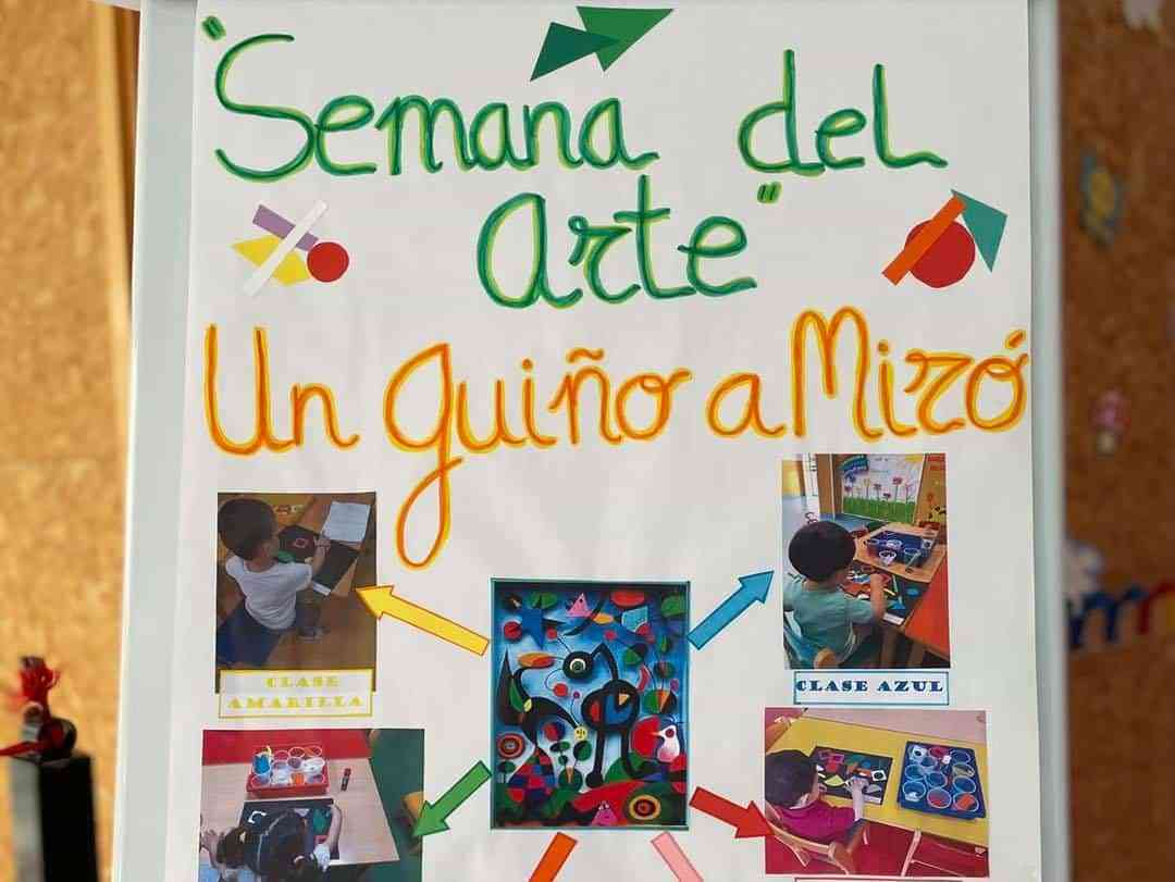 IV Muestra de Arte Infantil en la Escuela Infantil Municipal de Herencia 12