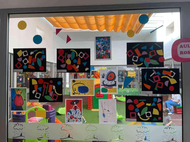 IV Muestra de Arte Infantil en la Escuela Infantil Municipal de Herencia 9
