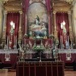 Celebración del Corpus Christi en la parroquia de Herencia 6