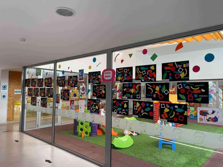 IV Muestra de Arte Infantil en la Escuela Infantil Municipal de Herencia 11