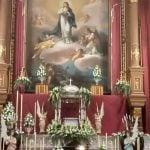 Celebración del Corpus Christi en la parroquia de Herencia 11