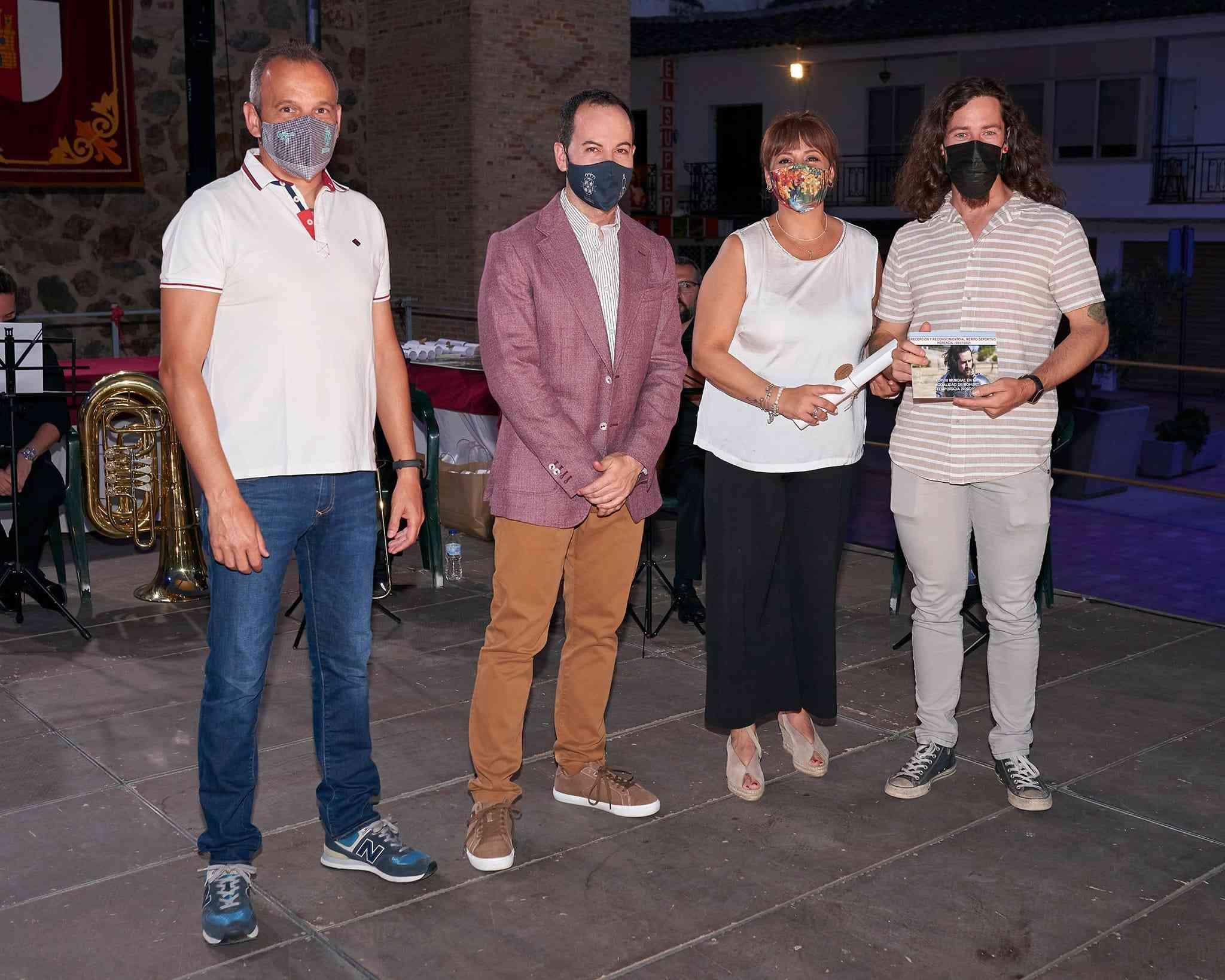 Celebrada la Gala de Deportes 2021 en Herencia 32