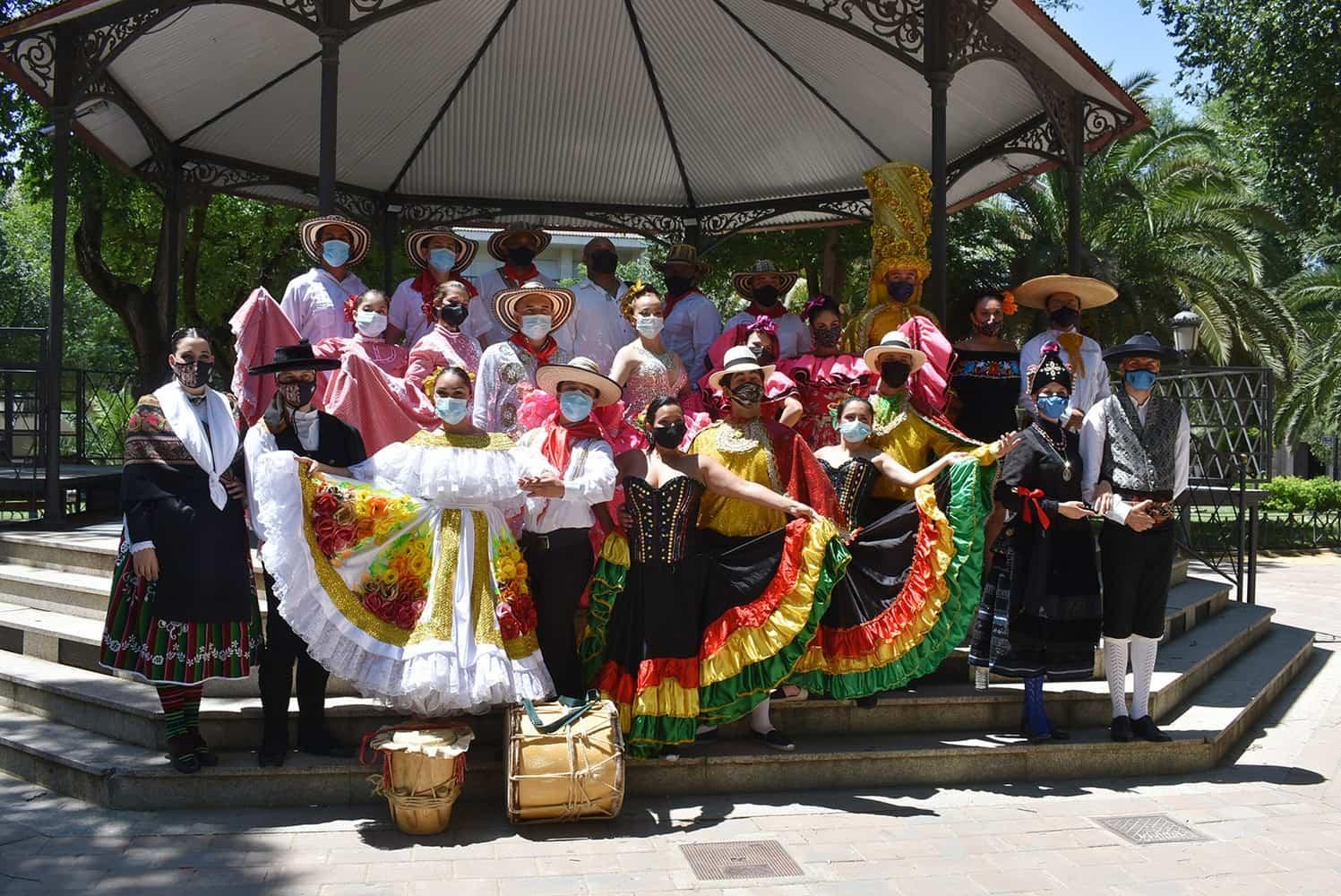 XXXIX edición del Festival Internacional del Folclore y la 42ª edición del Festival de la Seguidilla