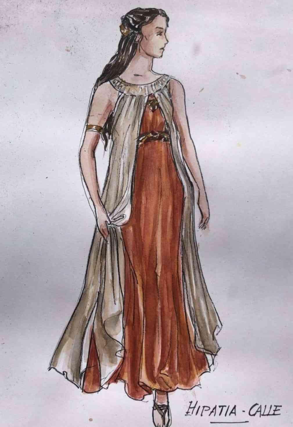 El vestuario de Rafael Garrigós, vuelve a brillar sobre el teatro romano de Mérida 21
