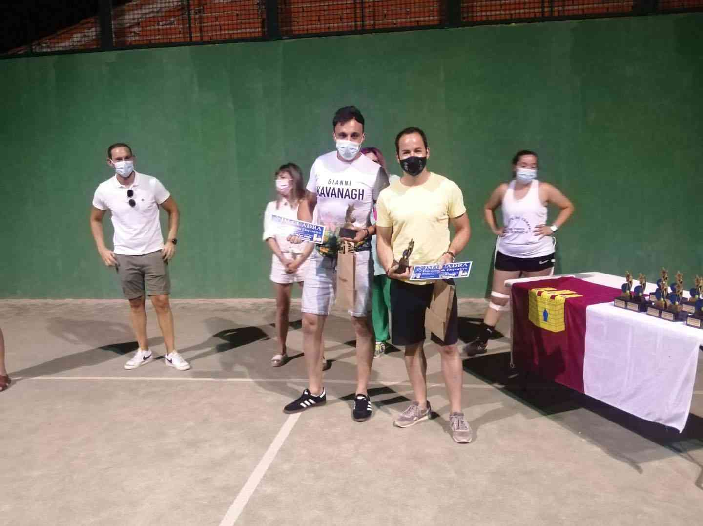 Entrega de trofeos del VI Torneo de Pádel de Verano en Herencia 15