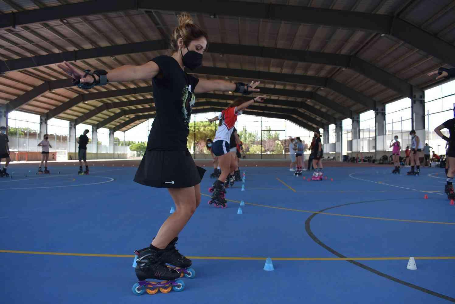 patinaje Inline Freestyle