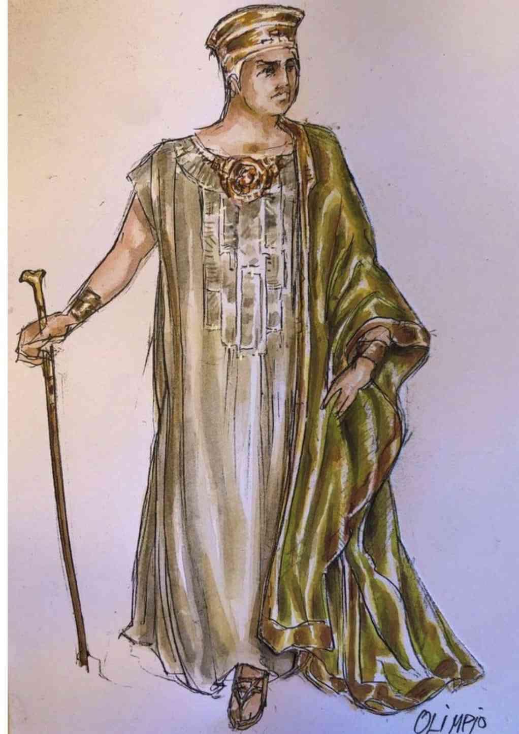 El vestuario de Rafael Garrigós, vuelve a brillar sobre el teatro romano de Mérida 22